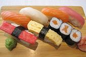 Sushi Set klein